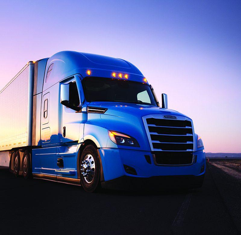 New Freightliner Sales